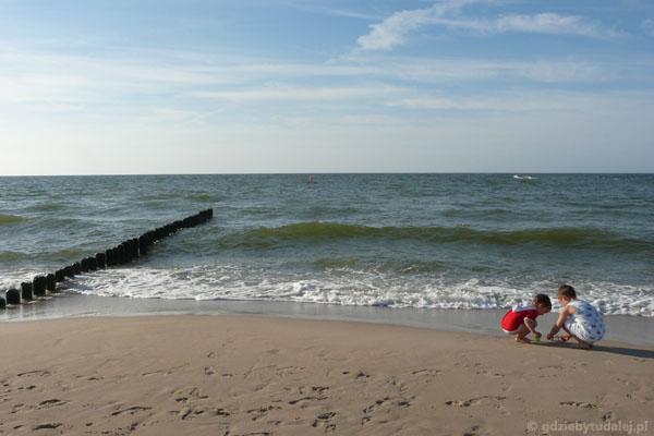 Pożegnanie z morzem.
