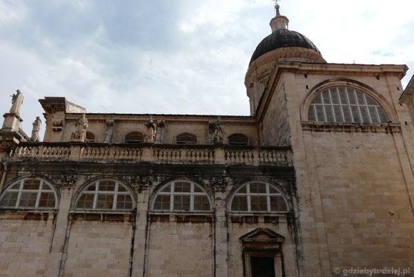 Katedra Wniebowzięcia NMP (barok., XVIII).