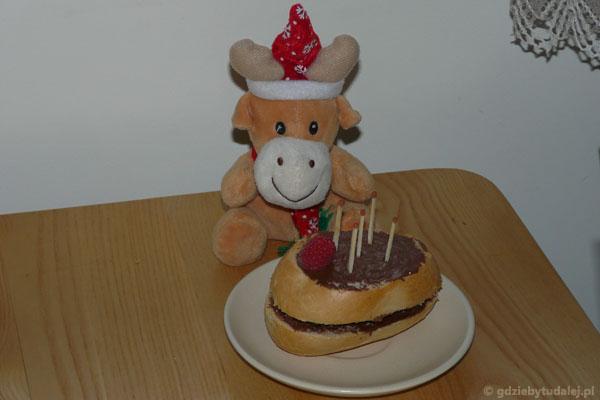 Piąte urodziny Mikusia...