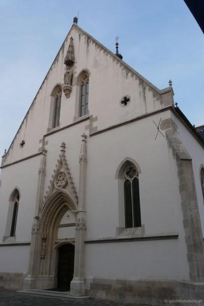 Portal kościoła św. Marka.