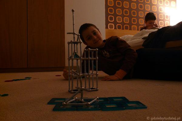 Sea Towers by Tymo.