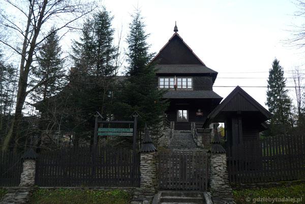 Siedziba dyrekcji BgPN, Zawoja.