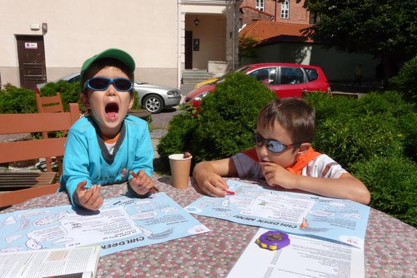 Restauracja Kogel-Mogel - przyjazna dzieciom.