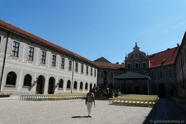 Rezydencja, Antiquarium.
