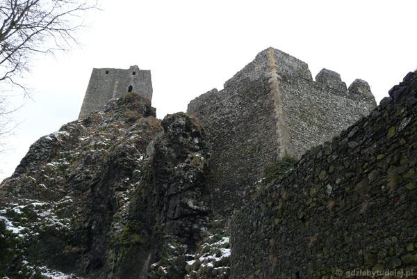 Ruiny Zamku Trosky.
