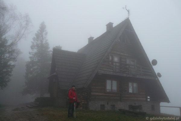 Bacówka na Maciejowej, Gorce.