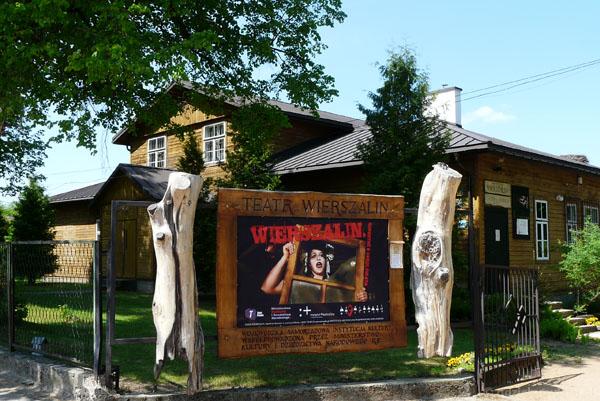 Teatr Wierszalin, Supraśl.
