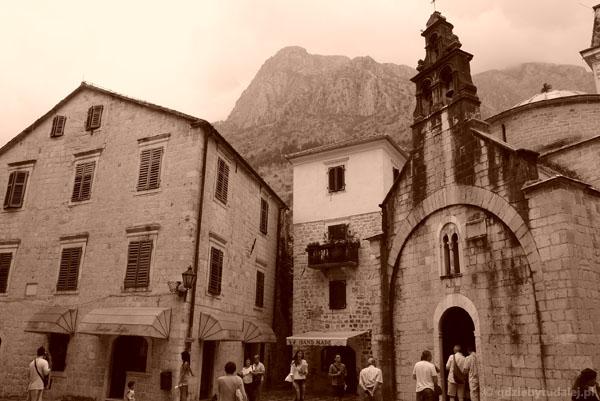 Cerkiew Św. Łukasza, Kotor.