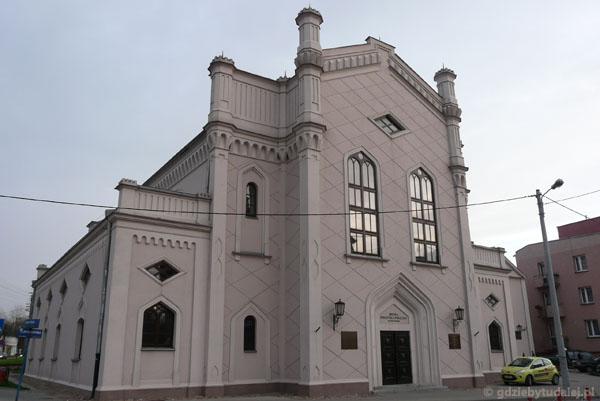 Dawna Synagoga.