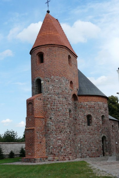 Kościół (rotunda) św. Prokopa, XII w.