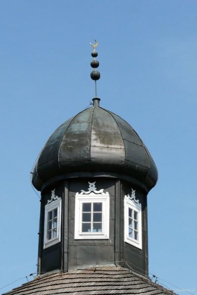 Tatarski meczet (1900) w Bohonikach.