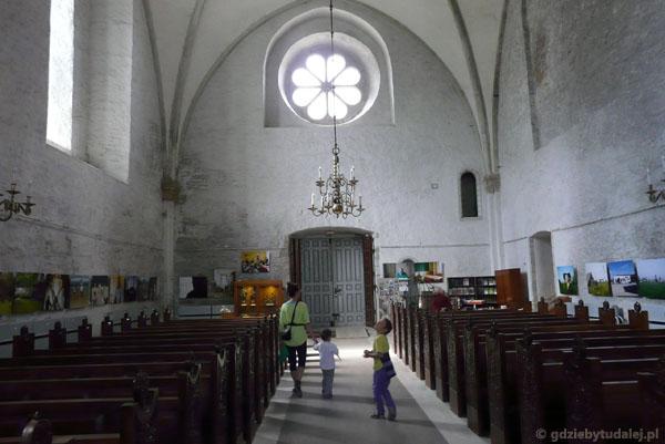 Romańsko-gotycka katedra św. Mikołaja.