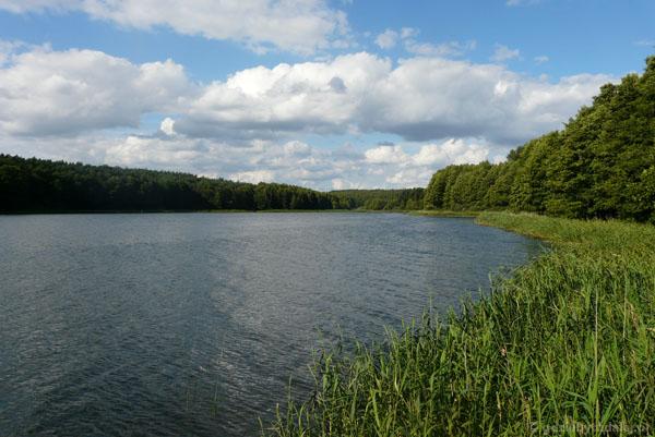 Jezioro Foluskie.