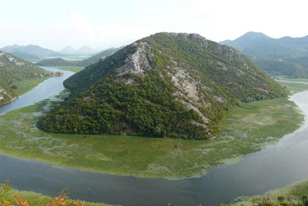 Jezioro Szkoderskie i Rijeka Crnojevića. Ale tu pięknie...