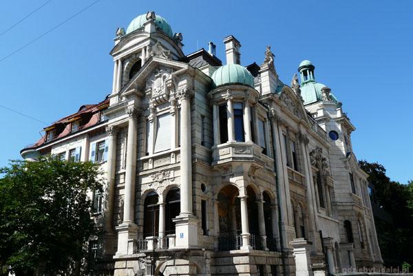 Pałac Pacelli - b. siedziba Piusa XII.