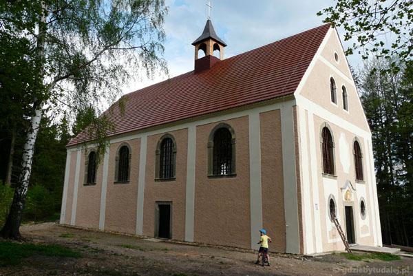Renesansowo-barokowa kaplica Św. Anny.