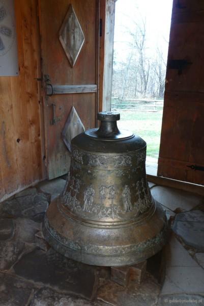 Dzwon cerkiewny odkopany w 2006 r.