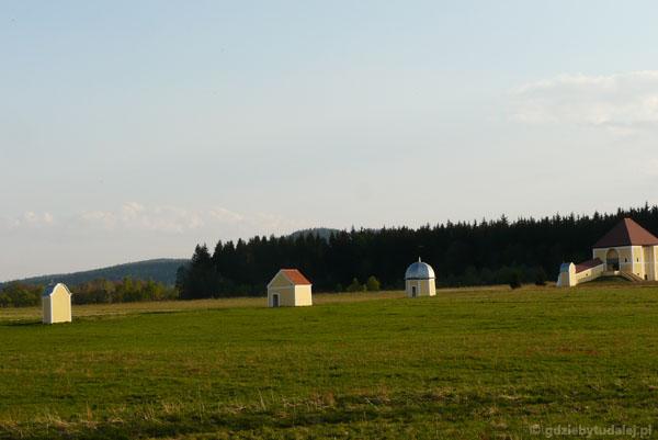 Kaplice kalwarii krzeszowskiej (XVIII).