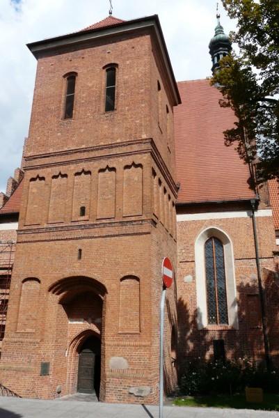 Kościół katedralny pw. św. św. Marcina i Mikołaja, XV-XVI w.