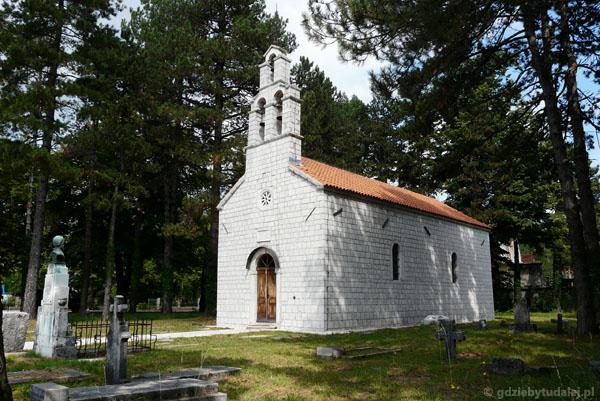 Vlaška crkva w Cetinje.
