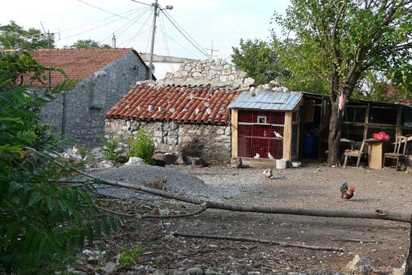 Podgorica, dzielnica Stara Varoš.