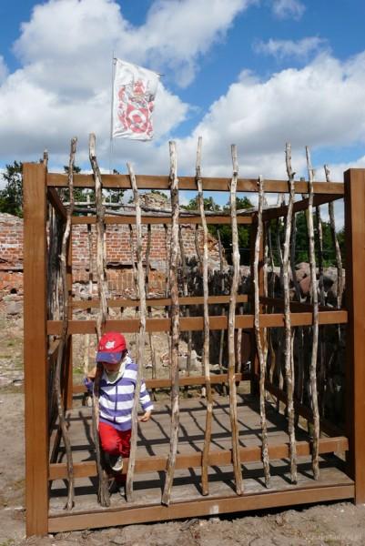 Próbowaliśmy uwięzić Sebusia, ale więzień się wymknął.
