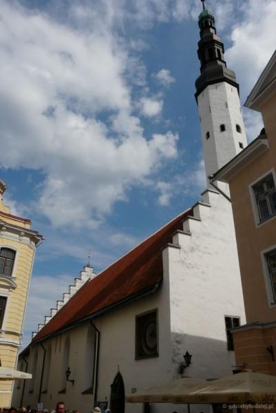 Kościół Świętego Ducha, początek XIV w.