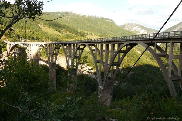 Most na Tarze.