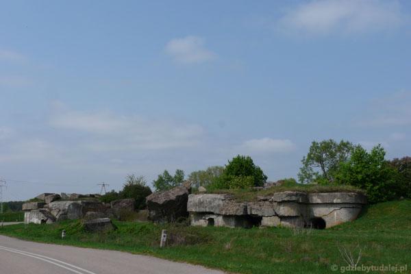 Pozostałości II Fortu (Zarzecznego), Twierdza Osowiec.