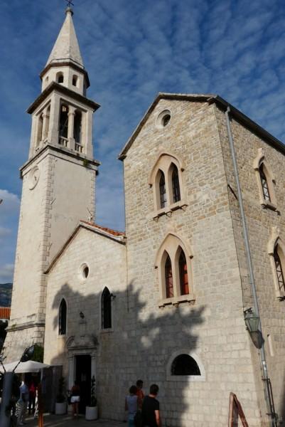 Katedra św. Jana i Dwór Biskupi.