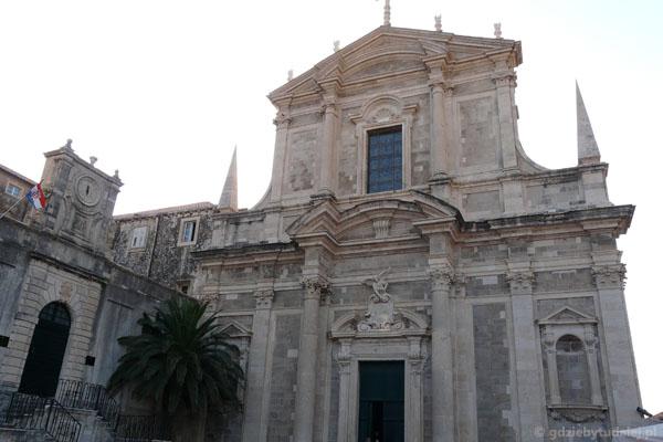 Kościół Św. Ignacego Loyoli (kon. XVII).