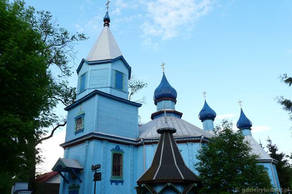 Cerkiew katedralna Św. Michała w Bielsku Podlaskim.