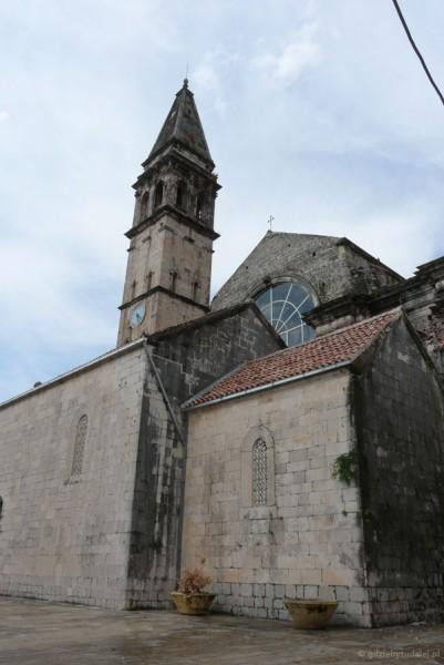Kościół Św. Mikołaja (XV), Perast.