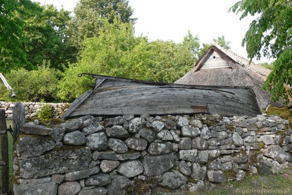 Koguva - stara wioska rybacka - tu czas się zatrzymał.