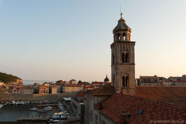 Wieża Klasztoru Dominikanów.
