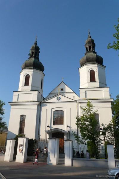 Barokowy kościół Karmelitów Trzewiczkowych, XVII.