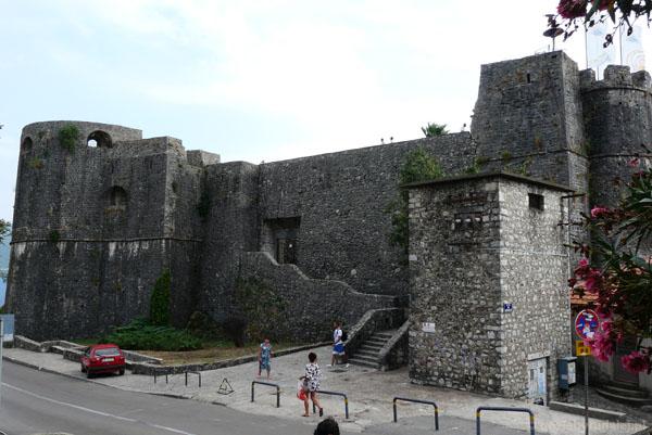 Herceg Novi, turecka twierdza Kani Kula (XVI).