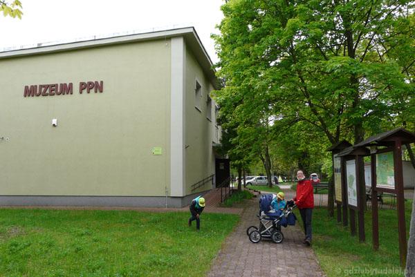 Muzeum Poleskiego PN, Stare Załucze.
