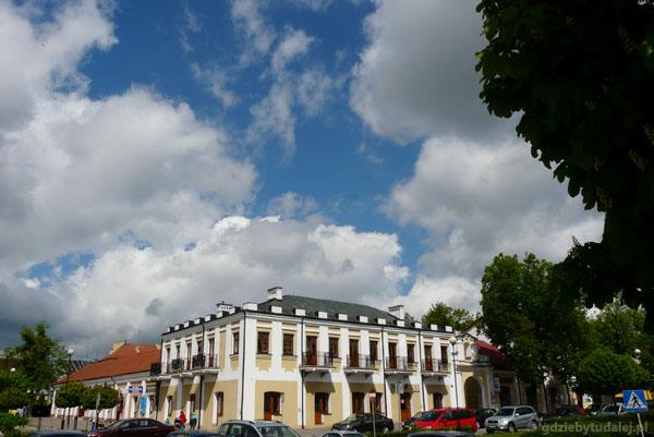Włodawa, Czworobok (XVIII w.).