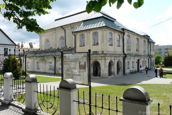 Wielka Synagoga (XVIII w.).