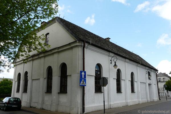 Mała Synagoga (XVIII w.).