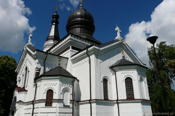 Cerkiew Narodzenia NMP.