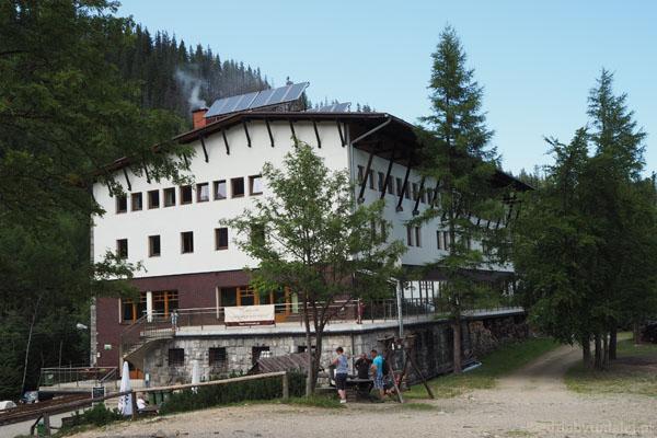 Hotel Górski Kalatówki.