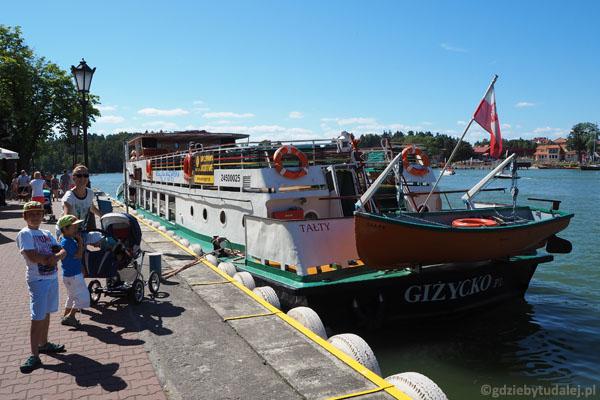 02. Wybieramy się w rejs na Jezioro Śniardwy.