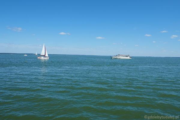 Jezioro Śniardwy - mazurskie morze.