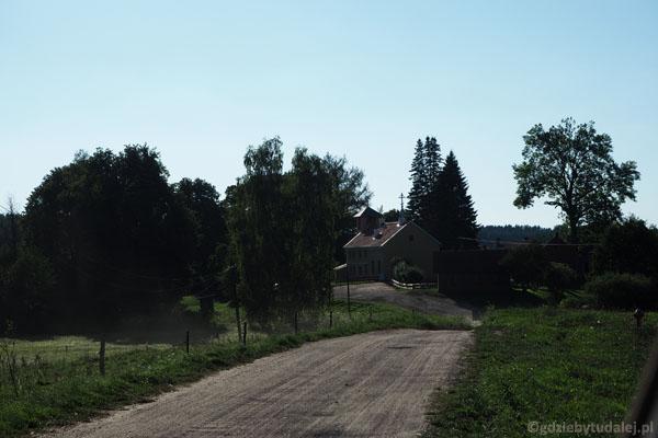 Zespół klasztorny staroobrzędowców w Wojnowie.
