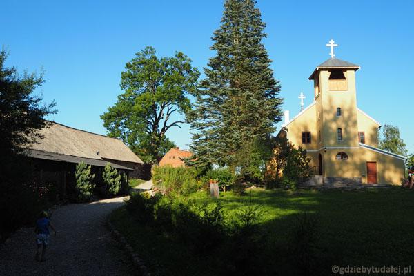 Opuszczamy teren klasztoru.