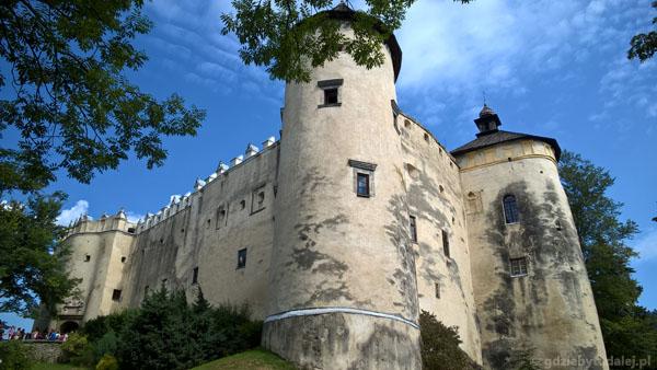 Zamek Niedzicki (XIV w.)