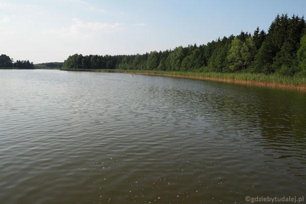 Jezioro Kuchenka.