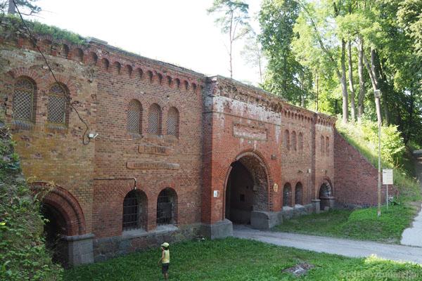 Brama Kętrzyńska.